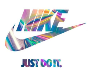 nike and transparent image