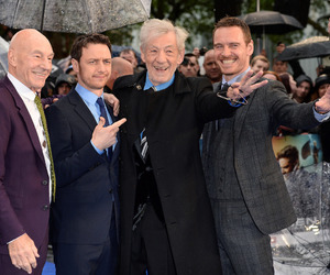 magneto, Marvel, and james macavoy image