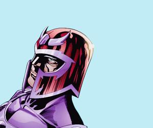 magneto, Marvel, and xmen image