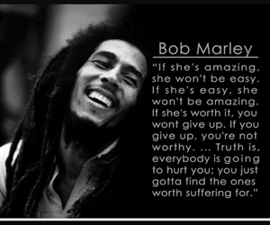 quote and bob marley image