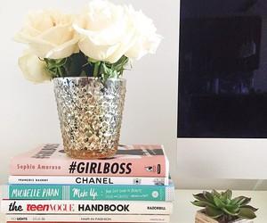 book, books, and fashion image