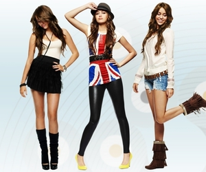 fashion, miley cyrus, and miley image