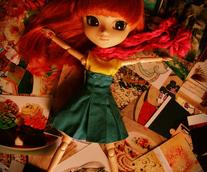 color, colorfull, and doll image