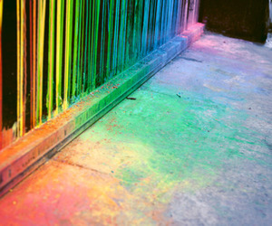 rainbow, color, and photography image