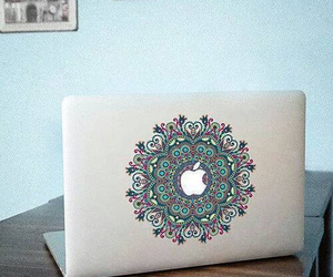 apple, macbook, and yes image