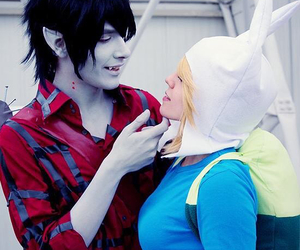 adventure time, cosplay, and vampire image