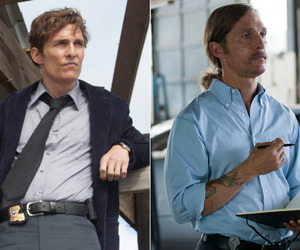 true detective and rust cohle image
