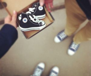 baby, little, and shoes image