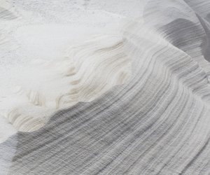 white, nature, and sand image