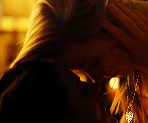 couple, lesbians, and anna silk image