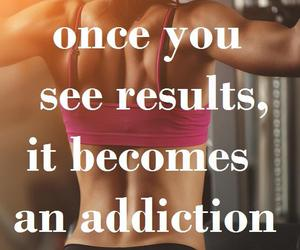 fit, motivation, and workout image