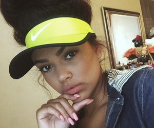 girl, nike, and pretty image