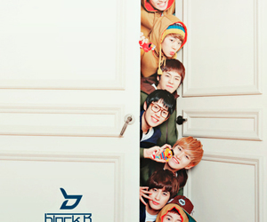 block b, kpop, and zico image