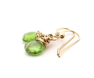 earrings, jewelry, and lime green image