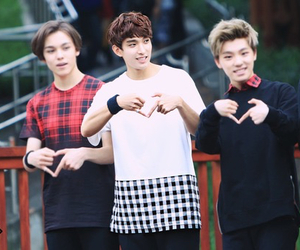 DK and Seventeen image