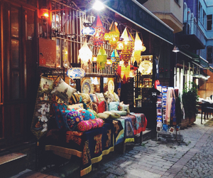 istanbul, places, and traveling image