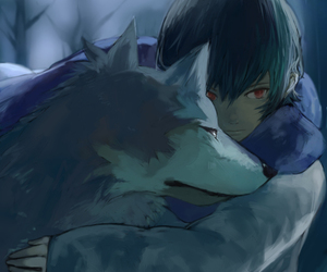 ame and wolf children image