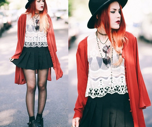 luanna perez, fashion, and style image