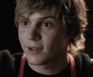 icon, ahs, and evan peters image