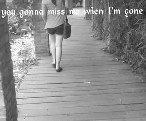 broken heart, gone, and Lyrics image