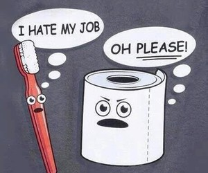 fun, i hate, and job image