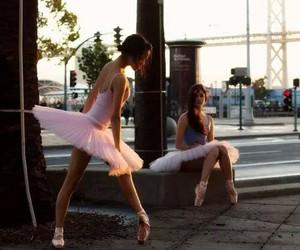 sapatilha, sapatilha de ponta, and ballet image