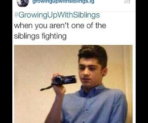 me and growingupwithsiblings image