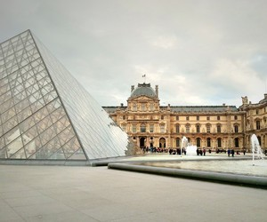 beautiful, louvre, and museum image