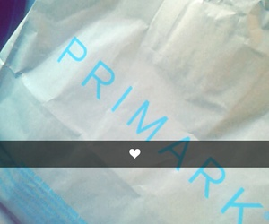 shopping, tumblr, and primark image