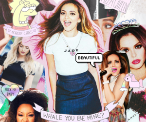 edit, tumblr, and little mix image