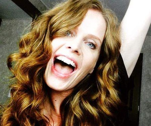 once upon a time, rebecca mader, and wicked wich image
