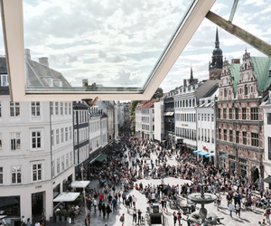 city, copenhagen, and denmark image