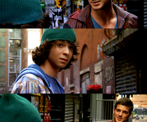 dance, adam sevani, and step up 3 image