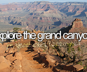 before i die, canyon, and explore image