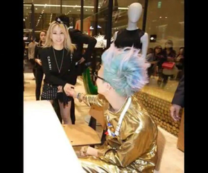 2ne1, CL, and gd image