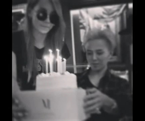 gd, CL, and g-dragon image