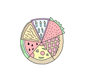 overlay, pizza, and background image