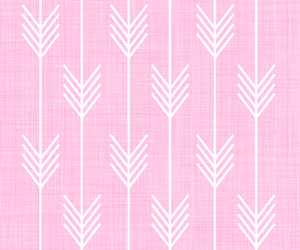 arrows, iphone, and pink image