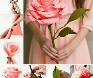 creative, pink, and diy image