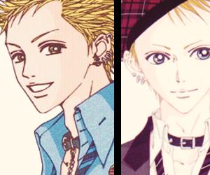manga, Nana, and nobu image