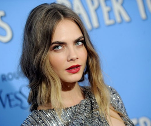 cara delevingne, ruby, and paper towns image