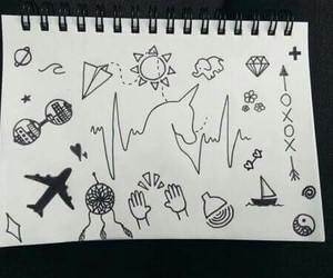 drawing and doodle image