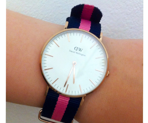 clock, iheartit, and danielwellington image