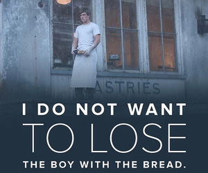 the hunger games, josh hutcherson, and quotes image