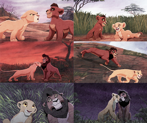 disney, lions, and the lion king 2 image