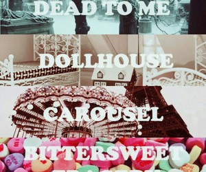 melanie martinez, carousel, and dead to me image
