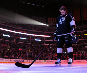 athlete, hockey, and los angeles image