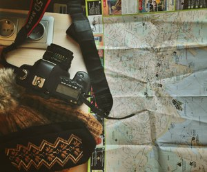 camera, freedom, and traveling image