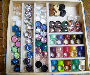 Plugs, gauges, and tunnel image