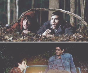 after, before, and teen wolf image